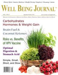 Well Being Journal issue September-October 2012