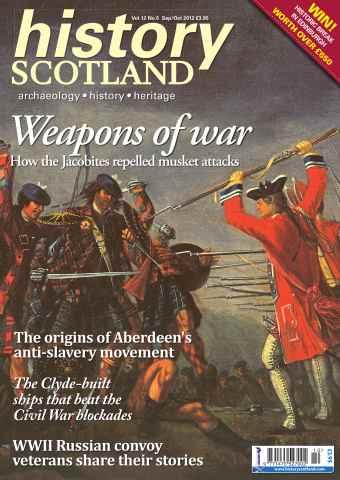 History Scotland issue September-October 2012