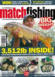 Match Fishing issue September 12