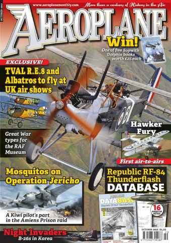 Aeroplane issue No.474 WW1 Fighters