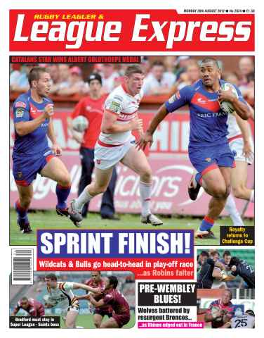 League Express issue 2824