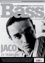 Bass Guitar issue 82 September 2012