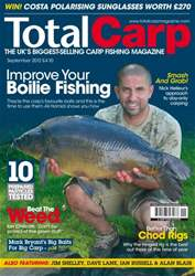 Total Carp issue September 2012