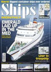 Ships Monthly issue May 2011