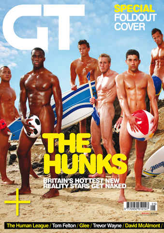 Gay Times issue May 2011