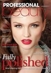Professional Beauty issue Professional Beauty September 2012
