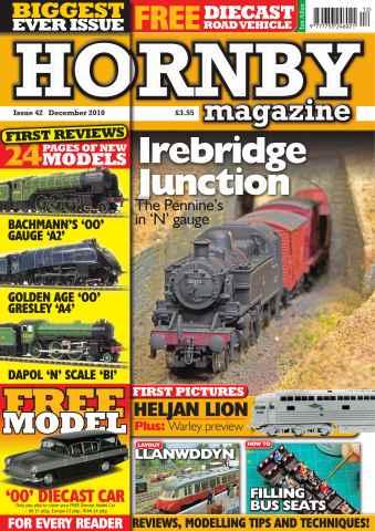 Hornby Magazine issue December 2010