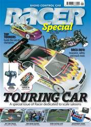 RC Racer Special Touring Cars issue RC Racer Special Touring Cars