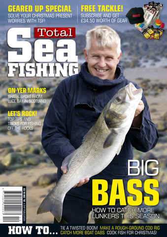 Total Sea Fishing issue December 2010