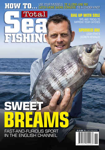 Total Sea Fishing issue November 2010