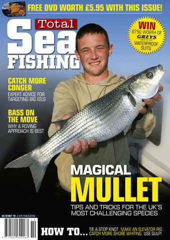 Total Sea Fishing issue October 2010