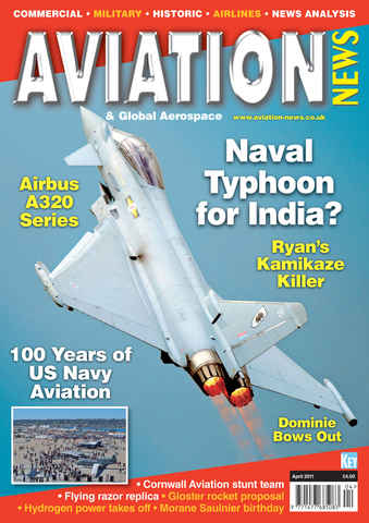 Aviation News issue April 2011