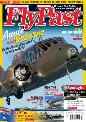 FlyPast issue October 2012