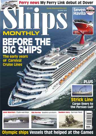 Ships Monthly issue Ships Monthly October 2012