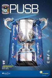CCFC Official Programmes issue 03 v BIRMINGHAM CITY (12-13)