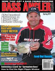 BASS ANGLER MAGAZINE issue Volume 20 Issue 2