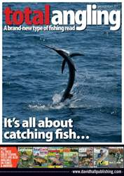 Total Angling issue September 2012