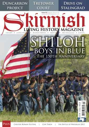 Skirmish Living History issue Issue 97