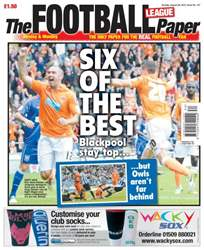 The Football League Paper issue 26th August 2012