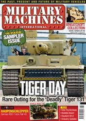 Military Machines International issue FREE Sample Issue
