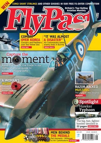 FlyPast issue May 2011