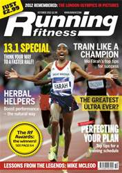 Running issue Your Fastest Half Oct 2012