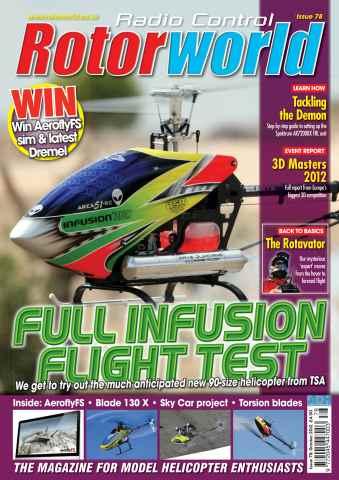 Radio Control Rotor World issue 78