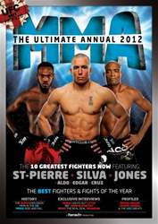 Fighting Fit issue MMA Annual 2012