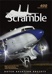 Scramble Magazine issue 400 - September 2012