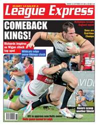League Express issue 2826