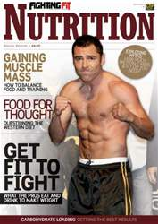 Fighting Fit issue Fighting Fit Nutrition Guide