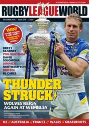 Rugby League World issue 378