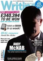 Writing Magazine issue Writing Magazine October 2012