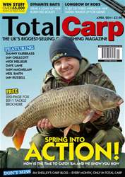 Total Carp issue April 2011