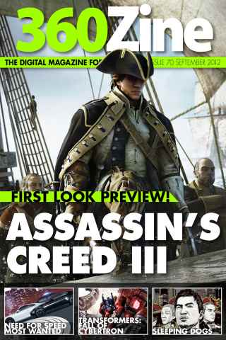 360Zine issue Issue 70