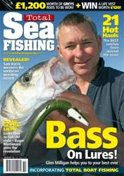 Total Sea Fishing issue October 2012