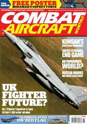 Combat Aircraft issue Vol 13 No 10