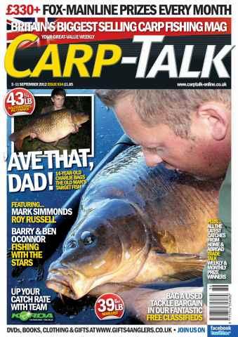 Carp-Talk issue 934