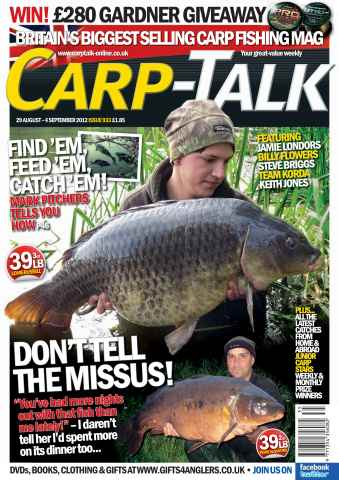 Carp-Talk issue 933