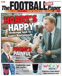 The Football League Paper issue 9th September 2012