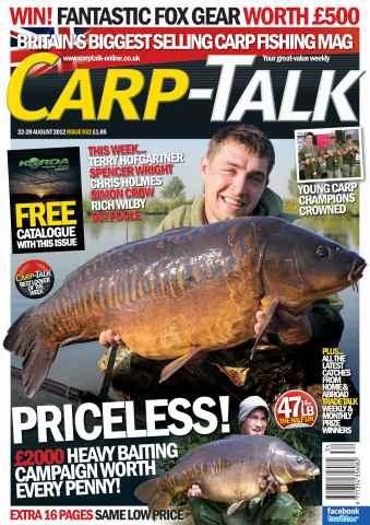 Carp-Talk issue 932