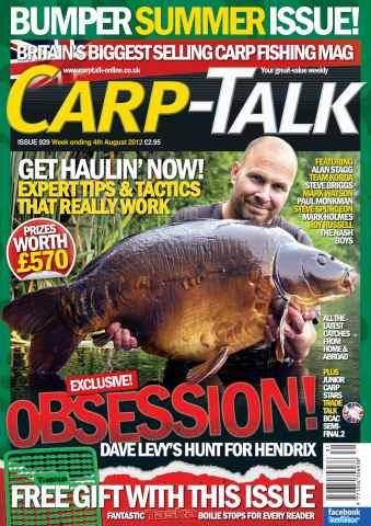 Carp-Talk issue 929