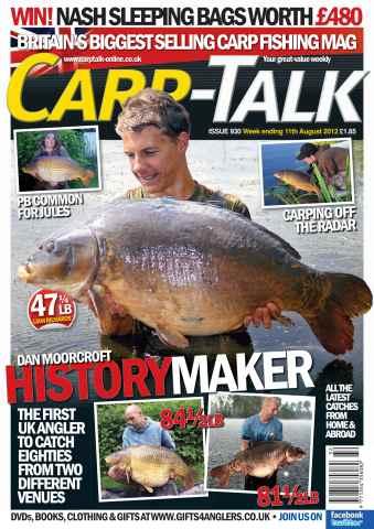 Carp-Talk issue 930