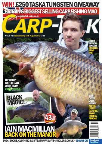 Carp-Talk issue 931