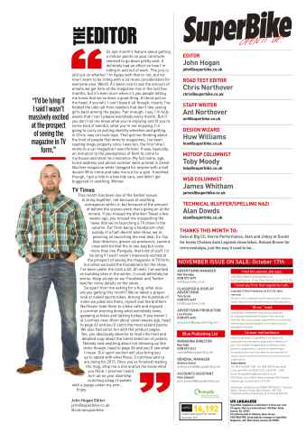 Superbike Magazine Preview 3