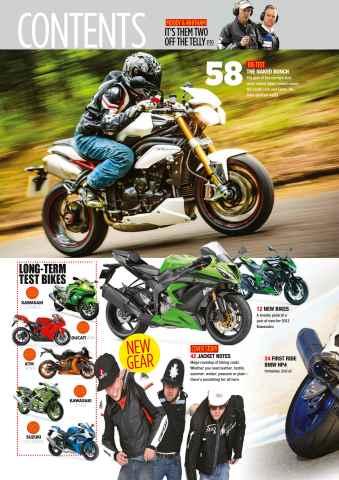 Superbike Magazine Preview 4