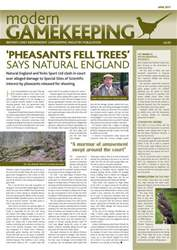 Modern Gamekeeping issue APRIL 2011
