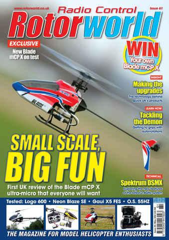 Radio Control Rotor World issue 61