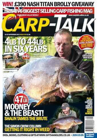 Carp-Talk issue 936