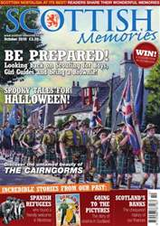 Scottish Memories issue October 2012